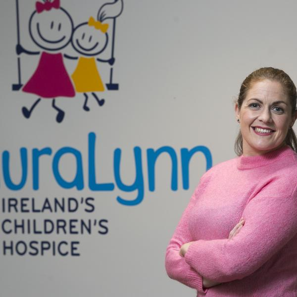 Fiona Coghlan announced as LauraLynn Ambassador