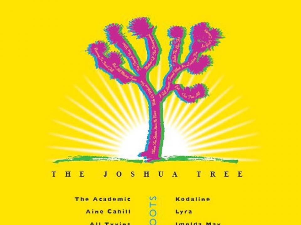 Joshua Tree Album Cover