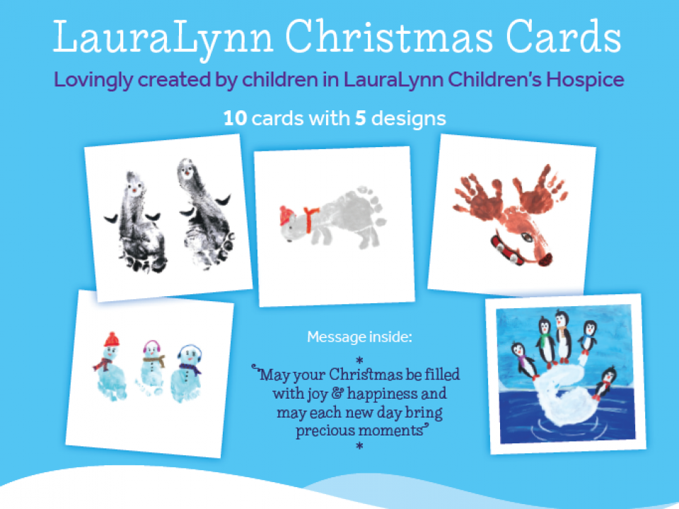 LauraLynn Christmas Cards