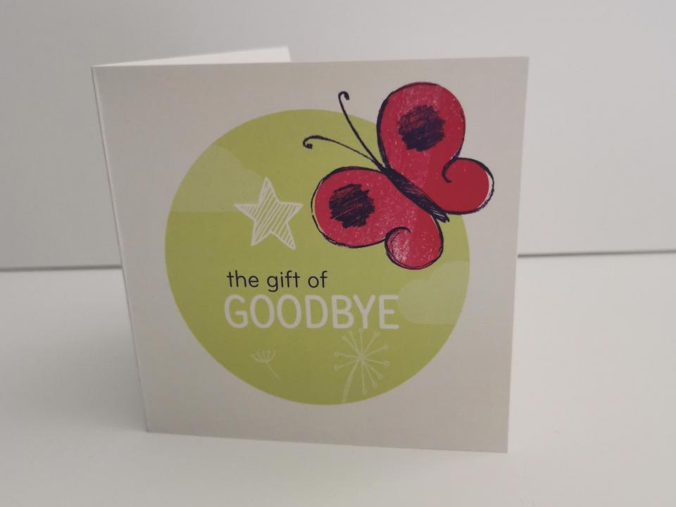 The Gift of Goodbye